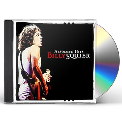 Billy Squier ABSOLUTE HITS CD