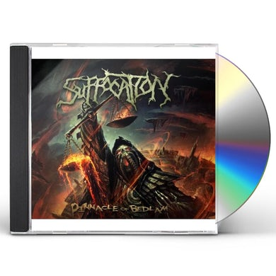 Suffocation PINNACLE OF BEDLAM CD