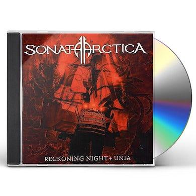 Sonata Arctica RECKONING NIGHT / UNIA CD