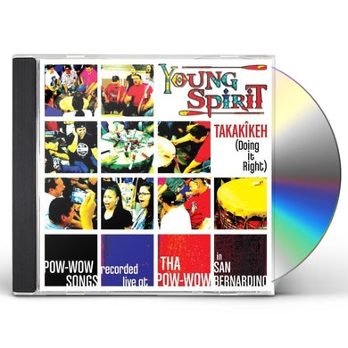 TAKAKIKEH: DOING IT RIGHT CD