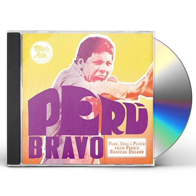PERU BRAVO: FUNK SOUL & PSYCH FROM PERU'S / VAR CD