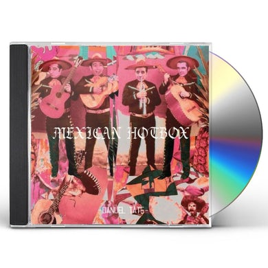 Danuel Tate MEXICAN HOTBOX CD