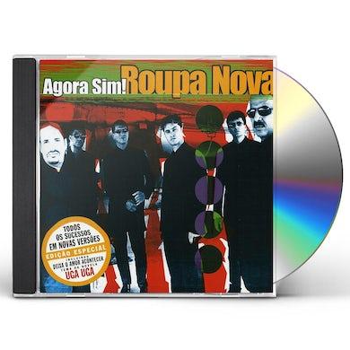 Roupa Nova AGORA SIM CD