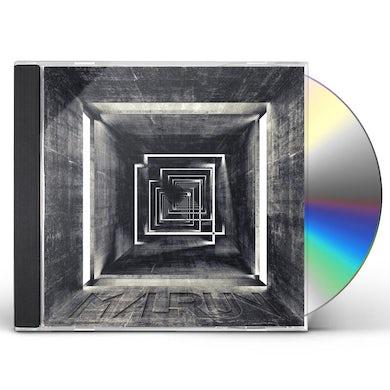 Malrun OBLIVION AWAITS CD
