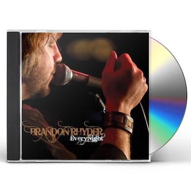 Brandon Rhyder EVERY NIGHT CD