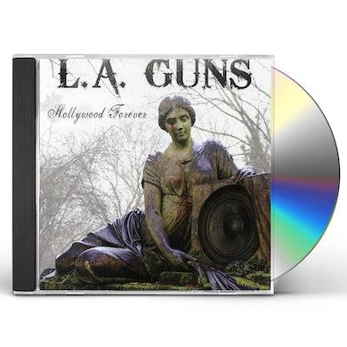 LA Guns HOLLYWOOD FOREVER CD