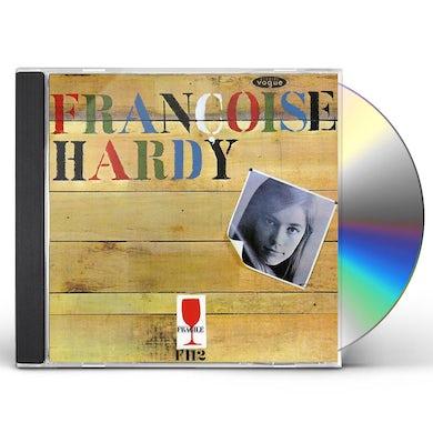 Françoise Hardy MON AMIE LA ROSE CD