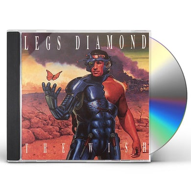 Legs Diamond WISH CD
