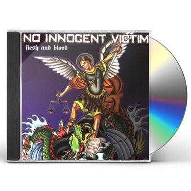 No Innocent Victim FLESH & BLOOD CD