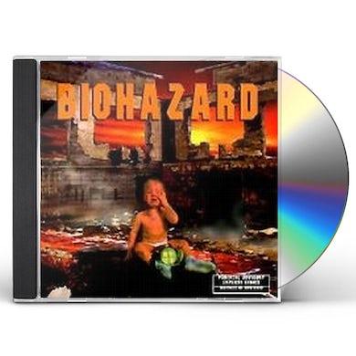 Biohazard UNDERGROUND YEARS CD