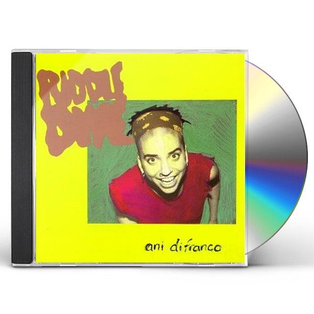 Ani Difranco PUDDLE DIVE CD
