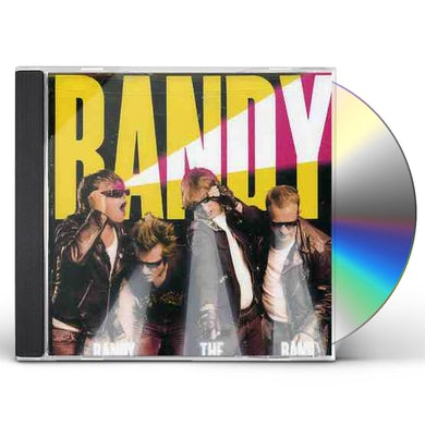 Randy THE BAND CD