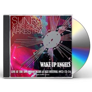 WSun RaKE UP ANGELS CD
