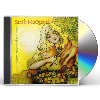 Sarah Mcquaid PLUM TREE & THE ROSE CD