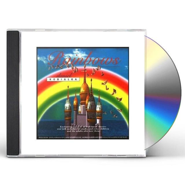 Daniel Kobialka RAINBOWS CD