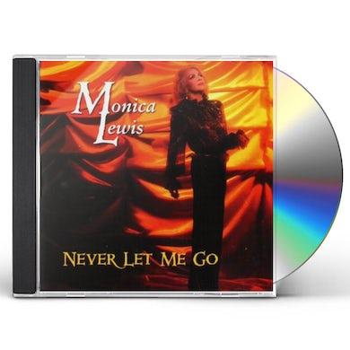 Monica Lewis NEVER LET ME GO CD