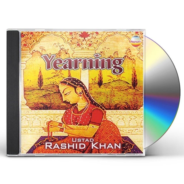 Ustad Rashid Khan YEARNING CD