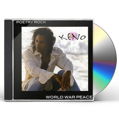 Keno WORLD WAR PEACE CD