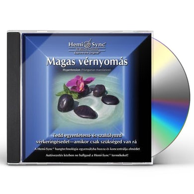 Hemi-Sync MAGAS VERNYOMAS (HUNGARIAN HYPERTENSION) CD