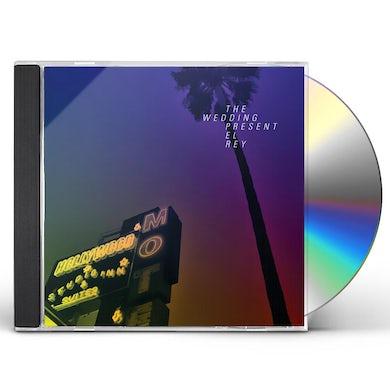 The Wedding Present EL REY CD