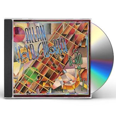 Allan Holdsworth ROAD GAMES CD