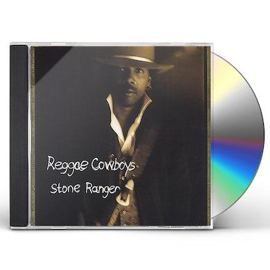 Reggae Cowboys STONE RANGER CD