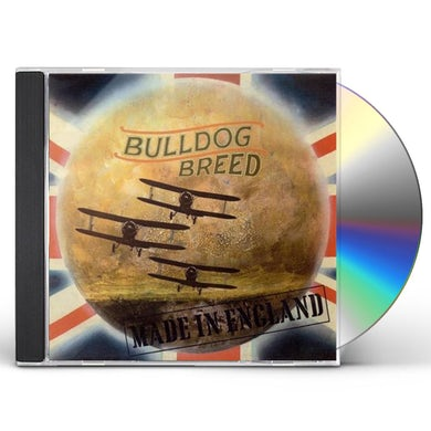 Bulldog Breed MADE IN ENGLAND CD