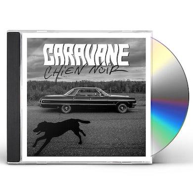 CARAVANE CHIEN NOIR CD