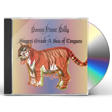 Bonnie Prince Billy SINGERS GRAVE A SEA OF TONGUES CD