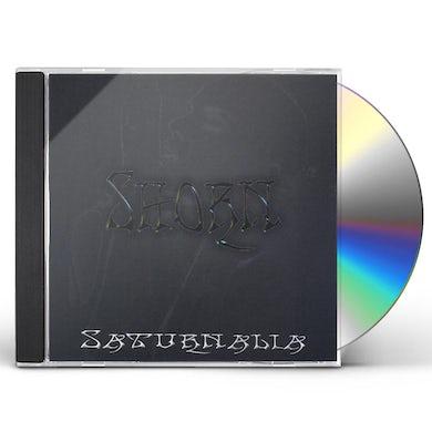 Shorn SATURNALIA CD