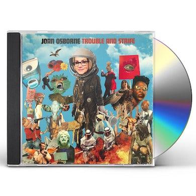 Joan Osborne Trouble And Strife CD