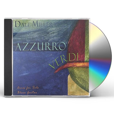 Dale Miller AZZURRO VERDI CD