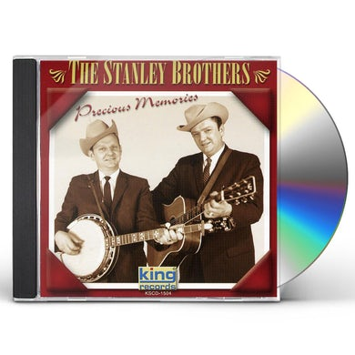 Stanley Brothers PRECIOUS MEMORIES CD