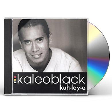 KALEO BLACK CD