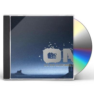 Old Man Gloom SEMINAR 2: THE HOLY RITES OF PRIMITIVISM CD