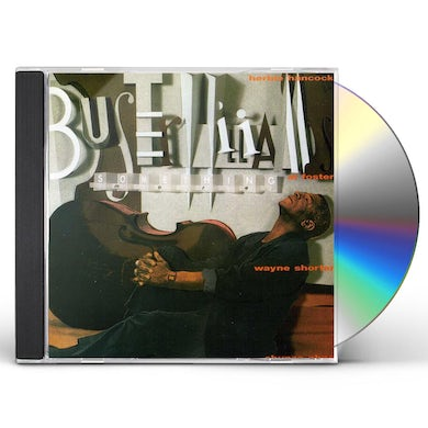 Buster Williams SOMETHING MORE CD