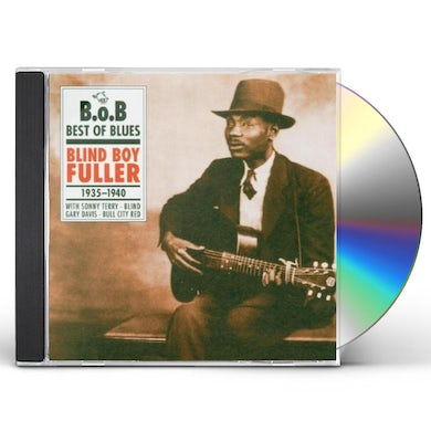 BLIND BOY FULLER 1935-1940 CD