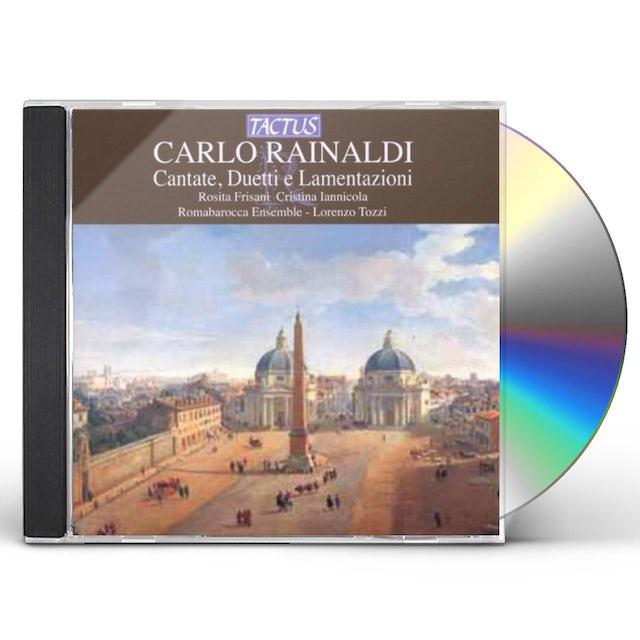 Carissimi CANTATE DUETTI E LA CD
