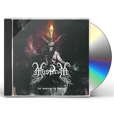Mysticum LOST MASTERS OF THE UNIVERSE CD