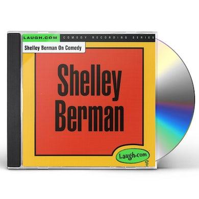 Shelley Berman ON COMEDY CD