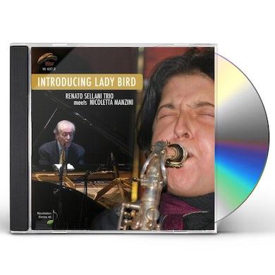 Renato Sellani INTRODUCING LADY BIRD CD