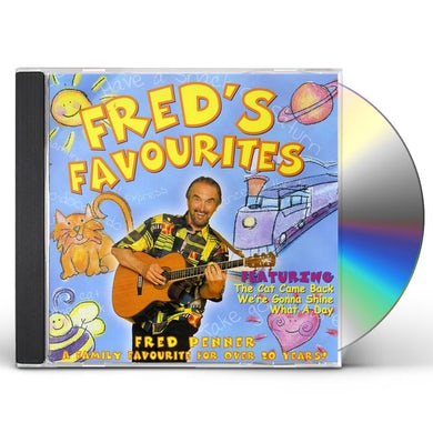 Fred Penner FRED'S FAVORITE CD