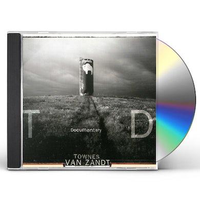Townes Van Zandt DOCUMENTARY CD