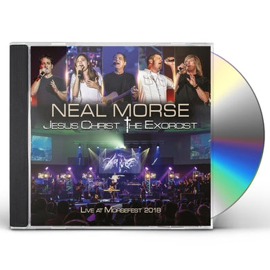 Neal Morse JESUS CHRIST THE EXORCIST (LIVE AT MORSEFEST 2018) CD