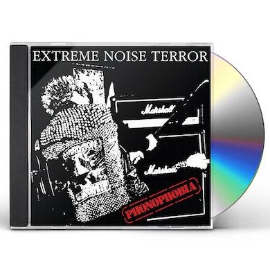 Extreme Noise Terror Phonophobia CD