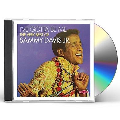Sammy Davis Jr I'VE GOTTA BE ME CD