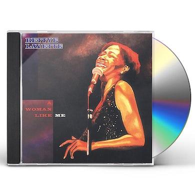 Bettye Lavette  WOMAN LIKE ME CD