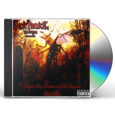 Sicktanick DOCTRINES OF THE DAMNED PT. 2 (COLLABS) CD