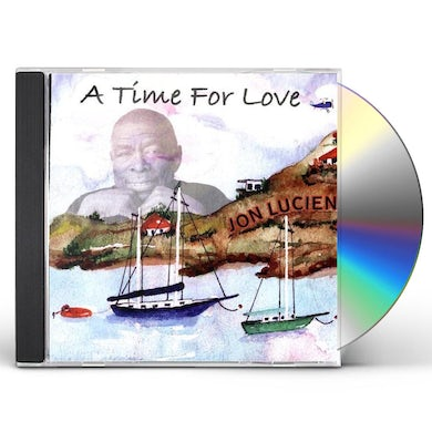 JON LUCIEN A TIME FOR LOVE CD
