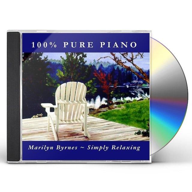 Marilyn Byrnes SIMPLY RELAXING CD